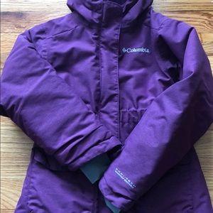 Columbia Jackets & Coats - Columbia girls parka jacket size xxs 4/5